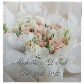 Personalised Wedding American MoJo Napkin