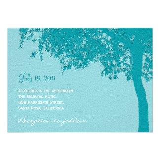 Personalised Wedding Anniversary Invitation