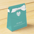 Personalised Will you be my bridesmaid favour box