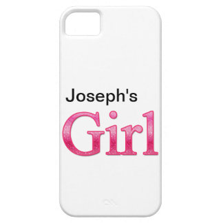 Personalisiertes Mädchen Barely There iPhone 5 Case