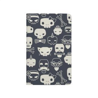 Personality Skull Pattern Journal