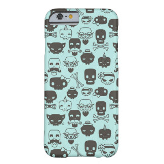 Personality Skull Pattern Phone Case - Mint