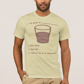 Personality Test T-Shirt