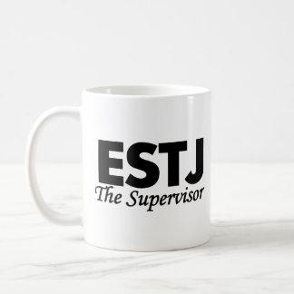 Personality Type ESTJ   The Supervisor Coffee Mug