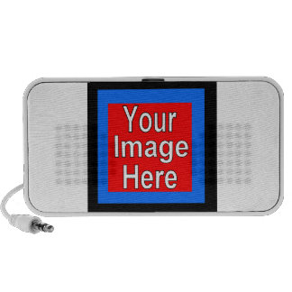 Personalizable Affordable Holiday Gifts Mp3 Speaker