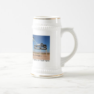 Personalizable Coober Pedy Outback Souvenir Beer Steins