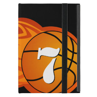 Personalizable Cool Basketball iPad Mini iPad Mini Cover