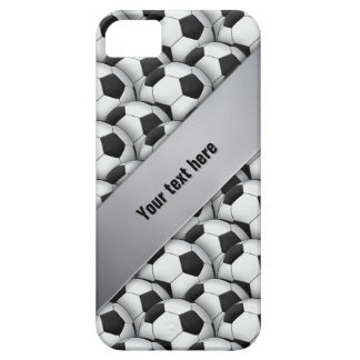 Personalizable Football Soccer iPhone 5 case