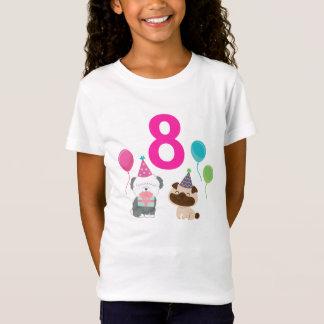 Personalizable Puppy birthday t-shirt