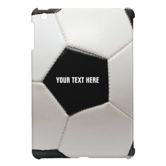 Personalizable Soccer Football iPad Mini iPad Mini Cover