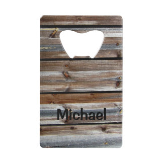 Personalizable Wood Texture