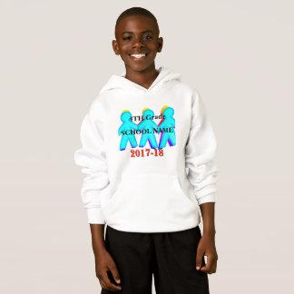 Personalize 2017-18 Back to School Sweatshirt