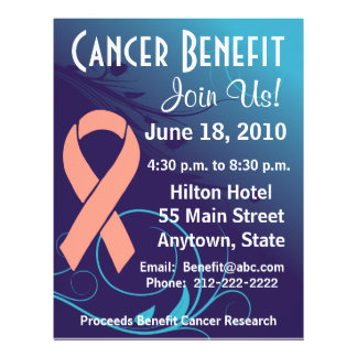 Personalize Benefit  - Endometrial Cancer Flyer