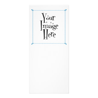 ♪♫♪ PERSONALIZE - CREATE YOUR OWN RACK CARD DESIGN