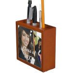 Personalize Custom Your Photo Class Of Graduation Pencil Holder
