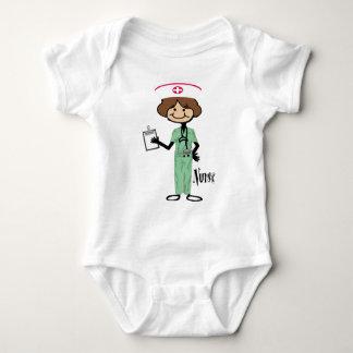 Personalize Female Nurse Shirts