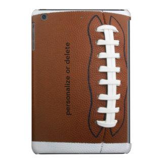Personalize football iPad mini cover