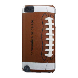 Personalize football iPod touch 5G cover