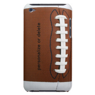 Personalize football iPod touch cover