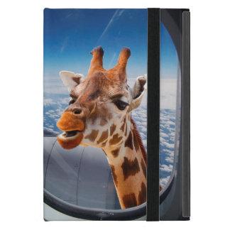 Personalize Funny Giraffe iPad Mini Case/Kickstand iPad Mini Case