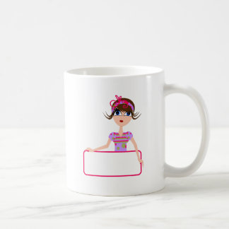 PERSONALIZE GIFTS FOR ALL BASIC WHITE MUG