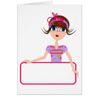 PERSONALIZE GIFTS FOR ALL GREETING CARD