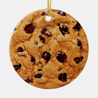 Personalize It, Chocolate Chip Cookie Christmas Ornament