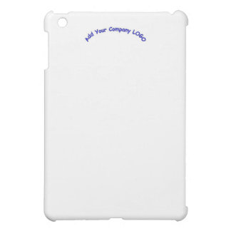 PERSONALIZE me with your CUSTOMER COMPANY LOGO!! iPad Mini Cases