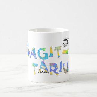 Personalize Name-SAGITTARIUS Birthday Zodiac Mug