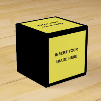 Personalize Party Favour Box