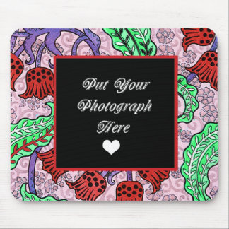PERSONALIZE PHOTO TEMPLATES MOUSE PADS