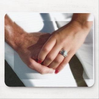PERSONALIZE PHOTO WEDDING FAVORS MOUSE MAT