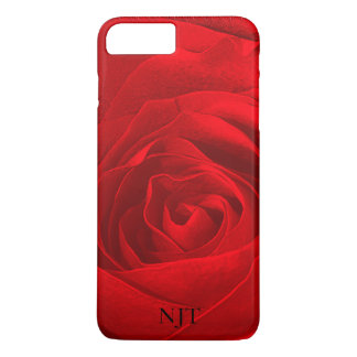 Personalize: Photography - Red Rose Abstract iPhone 8 Plus/7 Plus Case
