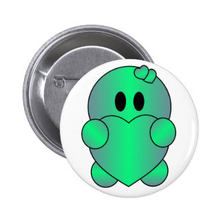 Personalize ST-PATRICK'S DAY Cute 6 Cm Round Badge