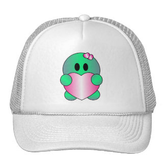 Personalize ST-PATRICK'S DAY Cute Mesh Hats