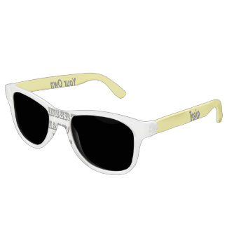 Personalize Sunglasses