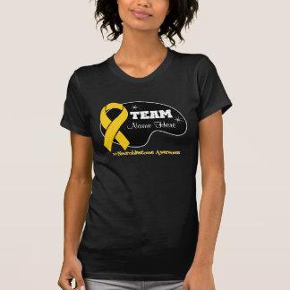 Personalize Team Name - Neuroblastoma T Shirt