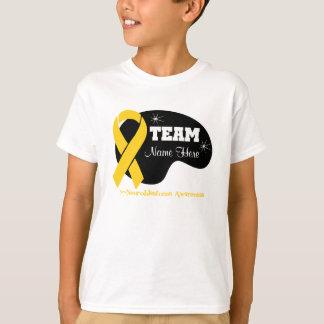 Personalize Team Name - Neuroblastoma T-Shirt