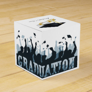 PERSONALIZE THIS Graduation 2015 Cap and Diploma Wedding Favour Box