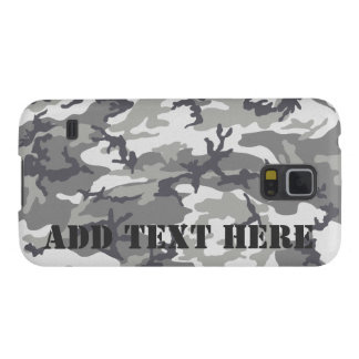 Personalize Urban Camouflage Galaxy S5 Cases