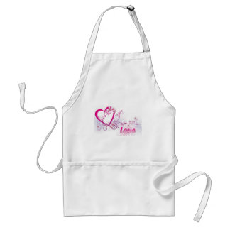 PERSONALIZE VALENTINE'S DAY / WEDDING APRONS