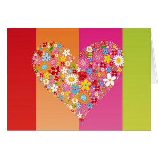 PERSONALIZE VALENTINE'S DAY / WEDDING GREETING CARD
