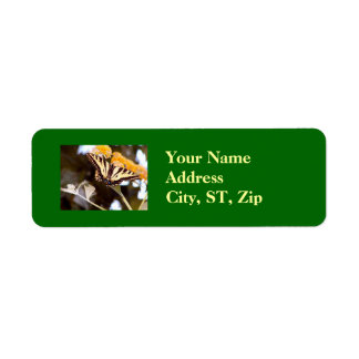 Personalize Your Address Label