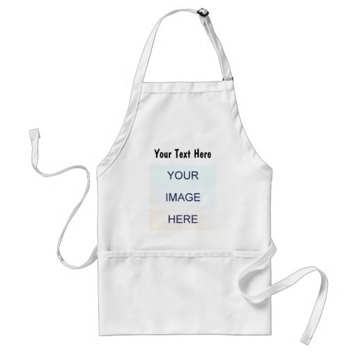 Personalize Your Apron