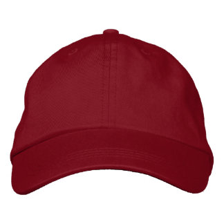 Personalize Your Own Embroidered Hat