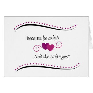 Personalized 25th Wedding Anniversary Card