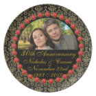 PERSONALIZED 30th Anniversary Photo Display Plate