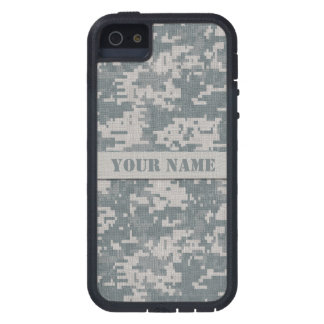 Personalized ACU Camouflage iPhone 5 Xtreme Case iPhone 5 Cover