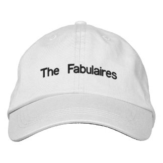 Personalized Adjustable The Fabulaires Hat Embroidered Baseball Caps