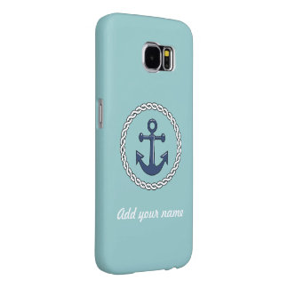 Personalized Anchor Samsung Galaxy S6 Cases